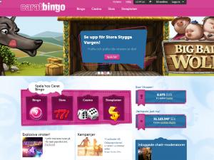 Så här får du 100% i insättningsbonus hos Carat Bingo!
