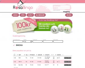 Rosabingo