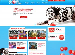 Bingo.com erbjuder bonusar och mycket mer!