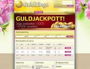 Svenska Guldbingo